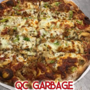 QC Pizza - Quad-City-Style - QC Garbage Specialty Pizza - Call (651) 777-1200 to Order!