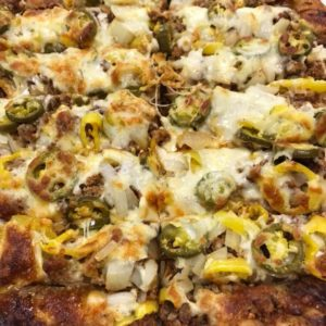 Diablo Specialty Pizza - QC Pizza