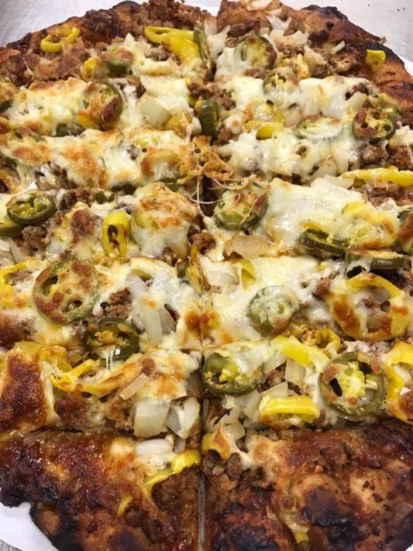 Diablo Specialty Pizza - QC Pizza