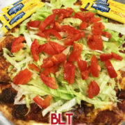 QC Pizza - BLT Specialty Pizza - To Order Call (651) 777-1200