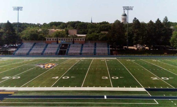 Augustana College Football - Rock Island IL.
