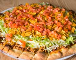 Taco Pizza - Quad City Style Pizza - Mahtomedi, MN (651) 777-1200
