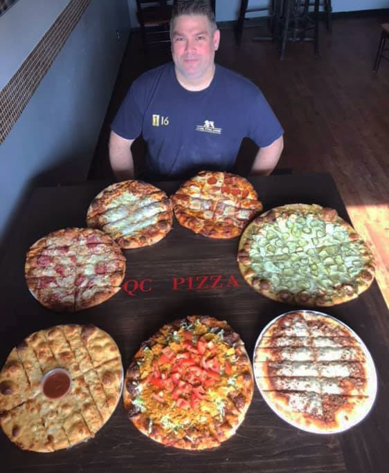 Dennis Schneekloth QC Pizza Owner & Pizza Chef