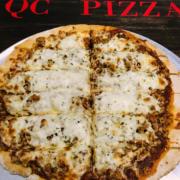 Cali King Quad City Style Pizza