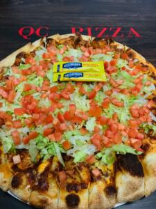 BLT Pizza - Quad City Style Pizza - Mahtomedi, MN (651) 777-1200