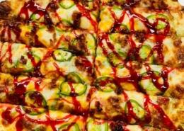 QC Pizza Jalapeño Popper Pizza
