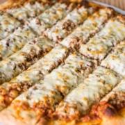 Sausage King Pizza - QC Pizza - Quad City Style Pizza - Mahtomedi, MN