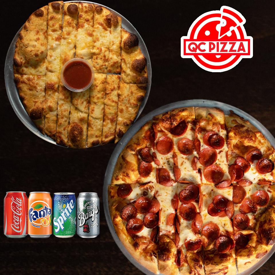 QC Pizza Stimulus Bundle