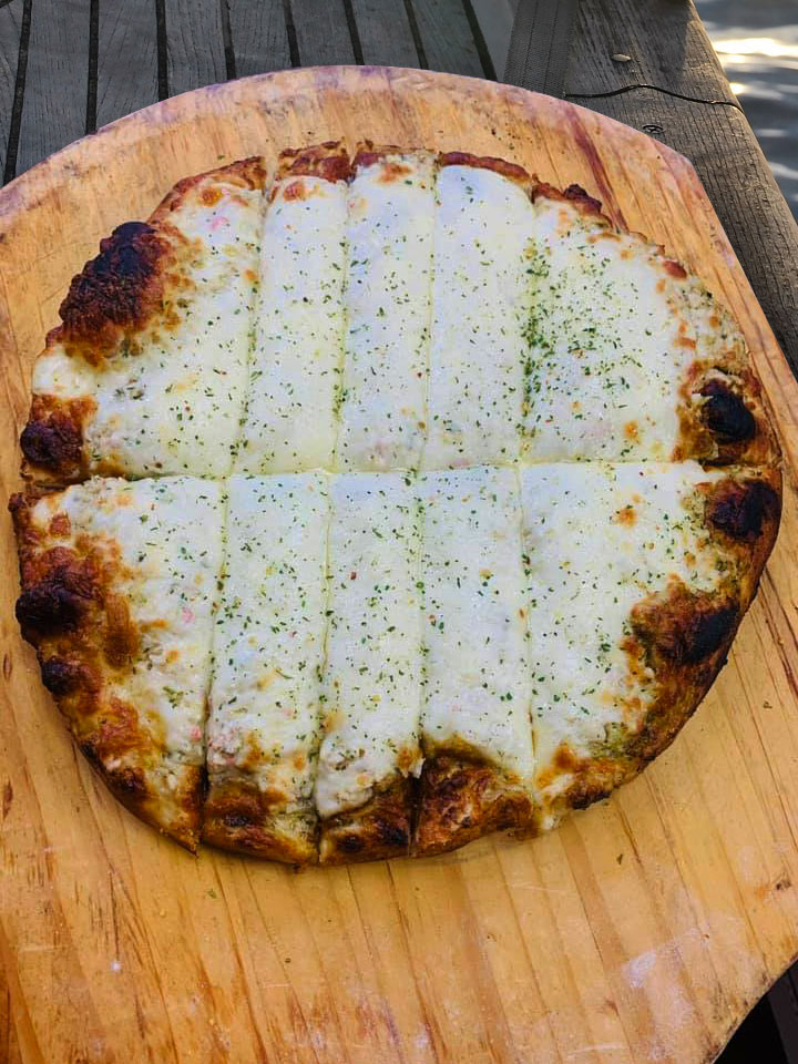 QC Pizza Lobster Roll Pizza - Available at our Mahtomedi & Minneapolis Locations!