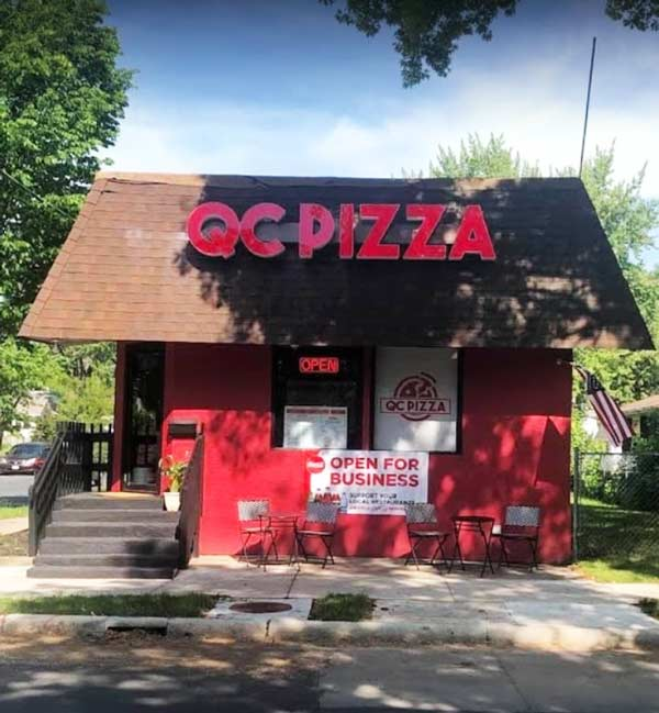 Welcome to QC Pizza - South Minneapolis MN. (612)259-7132