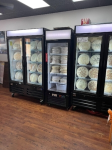 QC Frozen Pizza - available @ our Mahtomedi MN. store